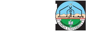 شعار جامعة الزرقاء
